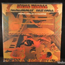 Discos de vinilo: STEVIE WONDER - FULFILLINGNESS' FIRST FINALE - LP. Lote 123505295