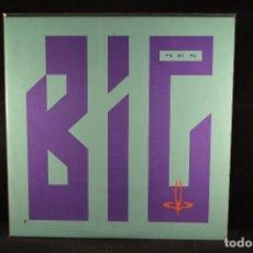 Discos de vinilo: YES - BIG - LP. Lote 123506419