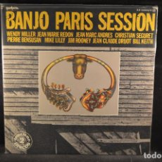 Discos de vinilo: BANJO PARIS SESSION - 2 LP . Lote 123509583