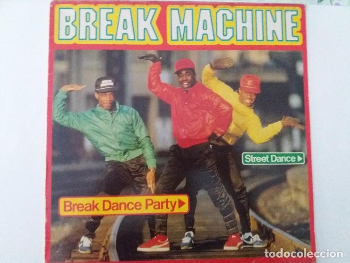 TER BREAK MACHINE DANCE '83 VG LP (Música - Discos - LP Vinilo - Rap / Hip Hop)