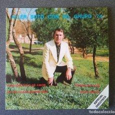 Discos de vinilo: SINGLE EP ALLER SOTO CON SU GRUPO 74. Lote 123522303