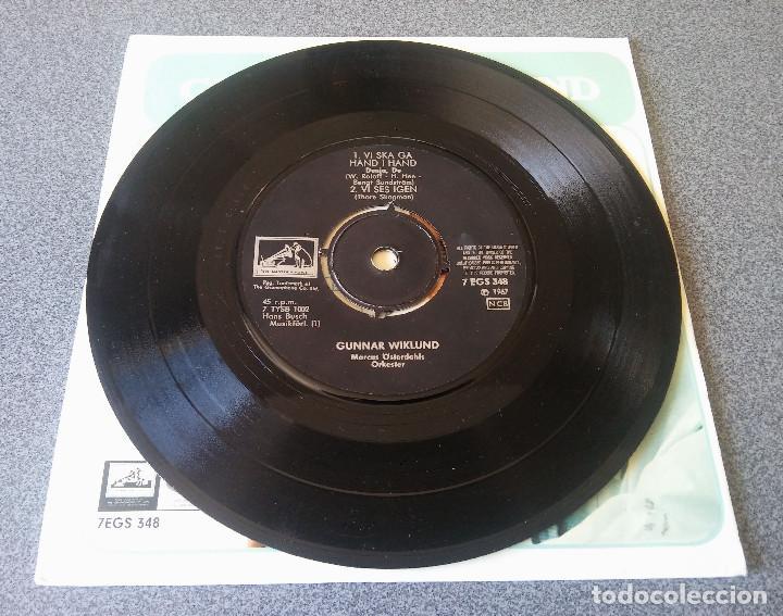 Discos de vinilo: Single Ep Gunnar Wiklund - Foto 3 - 123522759