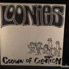 Discos de vinilo: LOONIES - CROWN OF CREATION - LP. Lote 123530975