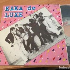 Discos de vinilo: KAKA DE LUXE ALASKA MOVIDA (ROSARIO +3) EP ESPAÑA 1978 PROMO (EPI12). Lote 123542195