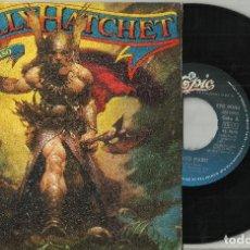 Discos de vinilo: MOLLY HATCHET SINGLE YA TODO PASO ESPAÑA 1979. Lote 123543019
