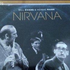 Discos de vinilo: BILL EVANS & HERBIE MANN NIRVANA LP. Lote 123542755
