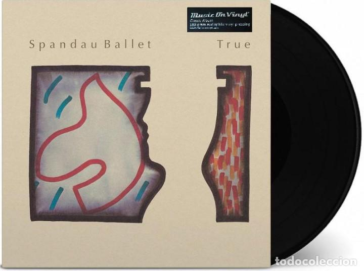 SPANDAU BALLET * LP 180G AUDIOPHILE VINYL PRESSING * TRUE * LTD * SEALED (Música - Discos - LP Vinilo - Pop - Rock - New Wave Extranjero de los 80)