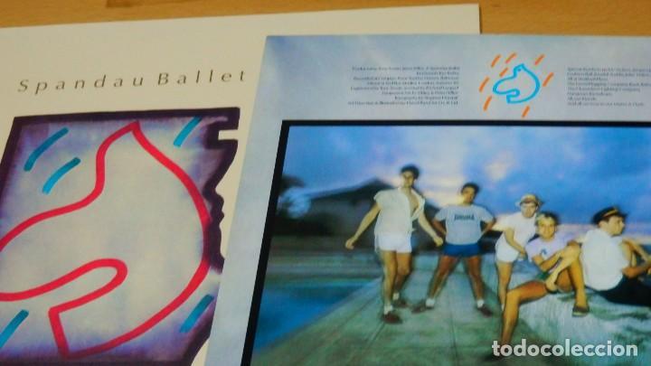 Discos de vinilo: SPANDAU BALLET * LP 180g audiophile vinyl pressing * TRUE * Ltd * Sealed - Foto 2 - 123555503