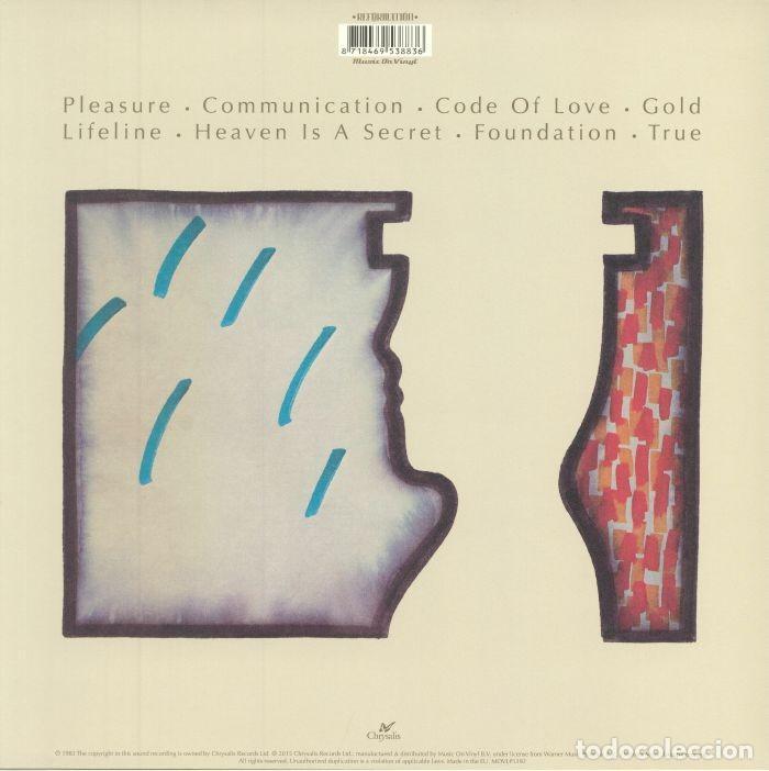 Discos de vinilo: SPANDAU BALLET * LP 180g audiophile vinyl pressing * TRUE * Ltd * Sealed - Foto 8 - 123555503