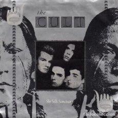 Discos de vinilo: THE CULT – SHE SELLS SANCTUARY - CANADA - VERTIGO – SOV 2361 - 1985. Lote 123556619