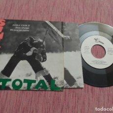 Discos de vinilo: SINIESTRO TOTAL - SEXO CHUNGO / ME PICA UN HUEVO. Lote 123557247