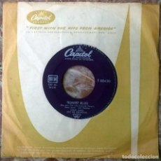 Vinyl records - Harry James & his Orchestra. Two O'clock jump/ Trupet blues. Capitol, Germany single - 123575111