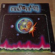 Discos de vinilo: NEURONIUM-QUASAR-2C361--GRUPO ESPAÑOL--1977. Lote 123637651