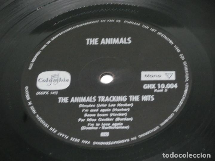 Discos de vinilo: LP - THE ANIMALS - TRACKING THE HITS - Foto 4 - 123713139