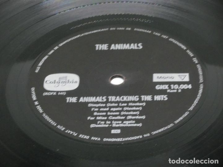 Discos de vinilo: LP - THE ANIMALS - TRACKING THE HITS - Foto 8 - 123713139