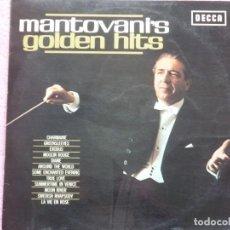 Discos de vinilo: MANTOVANI,GOLDEN HITS EDICION ALEMANA. Lote 123787523