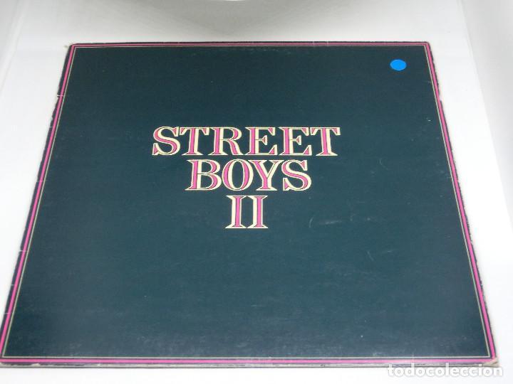 LP - STREET BOYS II 2 - CONTIENE INSERTO - 1982 (Música - Discos - LP Vinilo - Pop - Rock Extranjero de los 50 y 60)