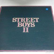 Discos de vinilo: LP - STREET BOYS II 2 - CONTIENE INSERTO - 1982. Lote 123787555