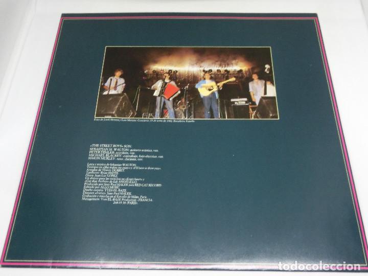 Discos de vinilo: LP - STREET BOYS II 2 - CONTIENE INSERTO - 1982 - Foto 3 - 123787555
