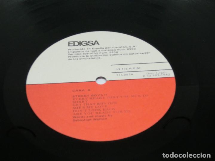 Discos de vinilo: LP - STREET BOYS II 2 - CONTIENE INSERTO - 1982 - Foto 8 - 123787555