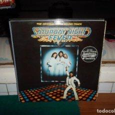 Discos de vinilo: SATURDAY NIGHT FEVER, BSO. RSO RECORDS 1977. Lote 123889331