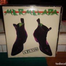 Discos de vinilo: MERMELADA, A PUNTO. CHAPADISCOS 1981. Lote 152490716