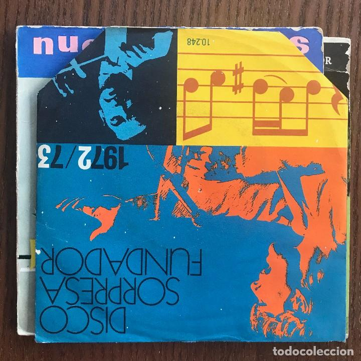 ZARZUELAS - EP FUNDADOR 1972 (Música - Discos de Vinilo - EPs - Clásica, Ópera, Zarzuela y Marchas)