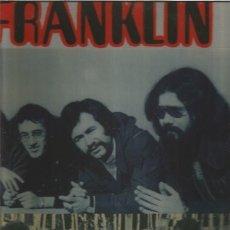 Discos de vinilo: FRANKLIN 1971. Lote 124016719