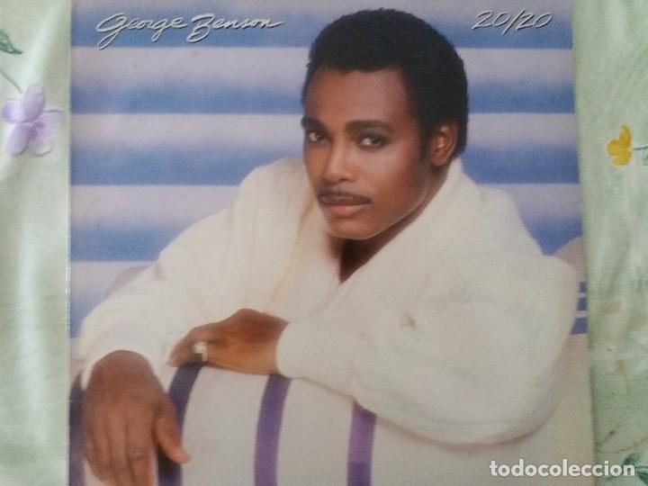 TER GEORGE BENSON 20/20 LP (Música - Discos - LP Vinilo - Cantautores Extranjeros)