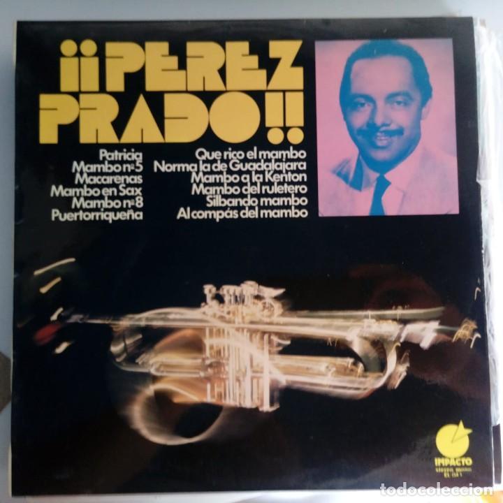 VINILO: PEREZ PRADO 1974. IMPACTO (Música - Discos - Singles Vinilo - Grupos y Solistas de latinoamérica)