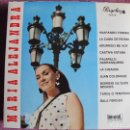 Discos de vinilo: 10 PULGADAS - MARIA ALEJANDRA - MISMO TITULO (SPAIN, PERGOLA 1970.-CIRCULO DE LECTORES). Lote 124110367