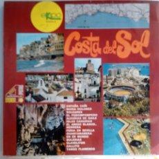 Discos de vinilo: VINILO: COSTA DEL SOL. EKIPO 1970. Lote 124111383