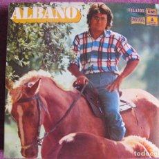 Discos de vinilo: 10 PULGADAS - AL BANO - MISMO TITULO (SPAIN, ORLADOR 1972.-CIRCULO DE LECTORES). Lote 124111415