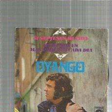 Discos de vinilo: DYANGO SI SUPIESES. Lote 124131511