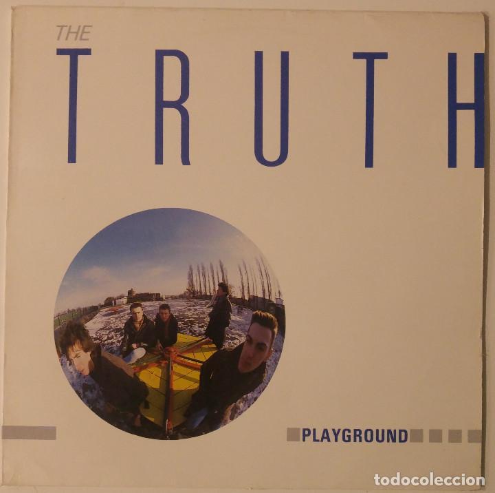 THE TRUTH...PLAYGROUND.(I.R.S. RECORDS RECORDS 1985.) SPAIN. (Música - Discos - LP Vinilo - Pop - Rock - New Wave Extranjero de los 80)