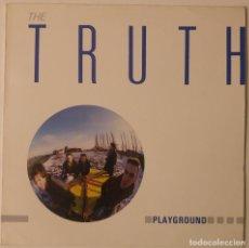 Discos de vinilo: THE TRUTH...PLAYGROUND.(I.R.S. RECORDS RECORDS 1985.) SPAIN.. Lote 124147375