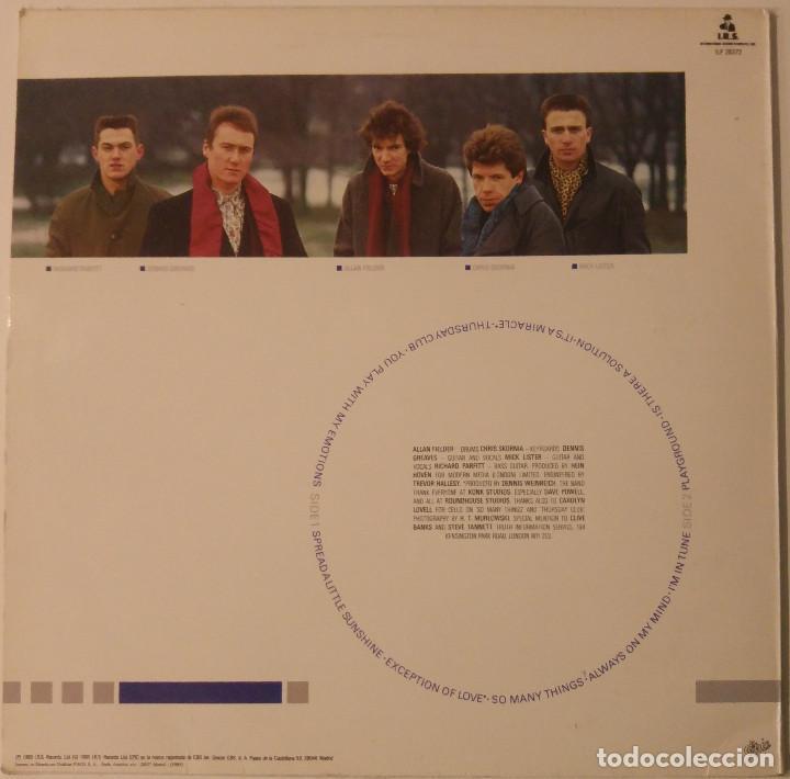 Discos de vinilo: The Truth...Playground.(I.R.S. Records Records 1985.) Spain. - Foto 2 - 124147375