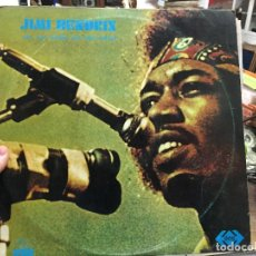 Discos de vinilo: LP JIMI HENDRIX - WITH NOEL REDDING AND MITCH MITCHELL. Lote 124179339