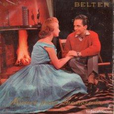 Discos de vinilo: HARRY ARNOLD Y SU ORQUESTA, EP, BLUE MOON + 3, AÑO 1959. Lote 124182431