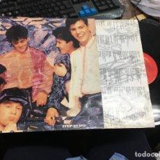 Discos de vinilo: LP NEW KIDS - ON THE BLOCK. Lote 124184055
