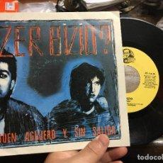 Discos de vinilo: DISCO SINGLES ZER BIZIO ? - BUEN AGUJERO Y SIN SALIDA. Lote 124184359
