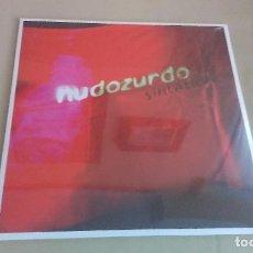 Discos de vinilo: LP NUDOZURDO INDIE ROCK ESPAÑA VINILO. Lote 124189427