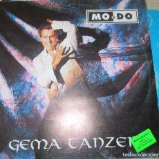Discos de vinilo: MO-DO ?– GEMA TANZEN - MAXI 1995. Lote 124203471
