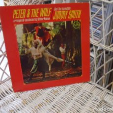 Discos de vinilo: THE INCREDIBLE JIMMY SMITH – PETER AND THE WOLF .LP ORIGINAL USA 1966.GATEFOLD.SELLO VERVE.MONO. Lote 124210135