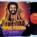 Discos de vinilo: ANDY MONTAÑEZ. UNA DIMENSIÓN DESCONOCIDA. LP COLOR CLR 1601. VENEZUELA 1978. SALSA.. Lote 124214331