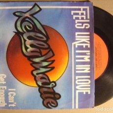 Discos de vinilo: KELLY MARIE - I CANT GET ENOUGH - SINGLE HOLANDES 1979 - VIP. Lote 124215315
