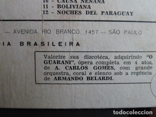 Discos de vinilo: harpa paraguaia em hifi-luis bordon vol.2 - Foto 3 - 124217335