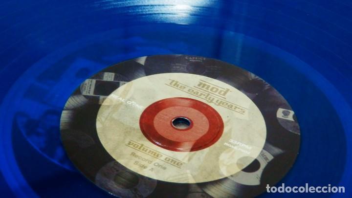 Discos de vinilo: MOD The Early Years *2LP 180g. HQ VIRGIN VINYL BLUE *Vol 1* Ltd Vinilos Azules *Gatefold* Precintado - Foto 3 - 124239023