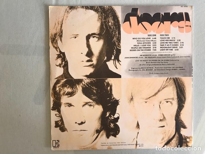 Discos de vinilo: The best of Doors. The Doors - Foto 2 - 112191548