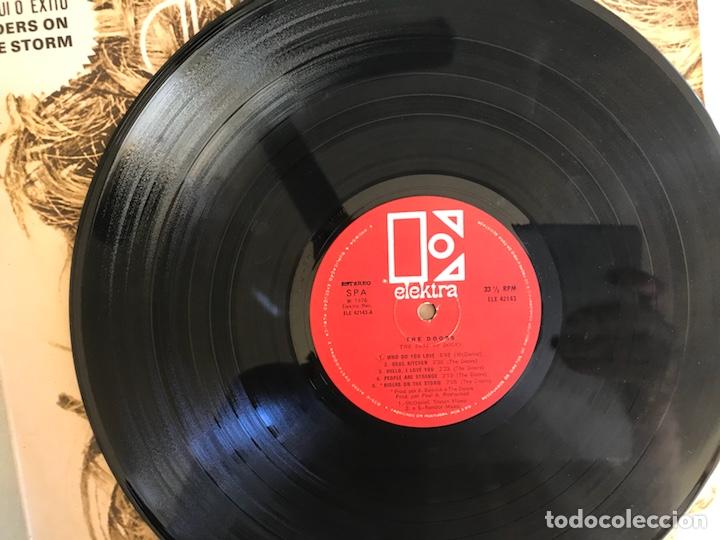 Discos de vinilo: The best of Doors. The Doors - Foto 3 - 112191548